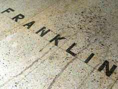 Franklin ghost terrazzo in Fort Myers