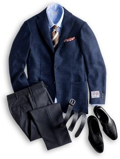 The Best Luxury Brands at Luxury & Vintage Madrid Business Casual Outfits, Casual Fall Outfits, Business Fashion, Casual Shirts, Mens Fashion Suits, Mens Suits, Herren Outfit, Well Dressed Men, Gentleman Style