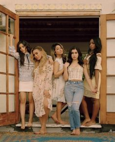 Fifth Harmony for Wonderland Magazine