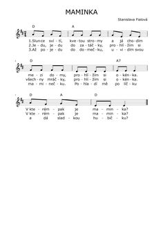 Sheet Music, Math, Math Resources, Music Sheets, Mathematics