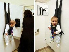 Invento para bebés
