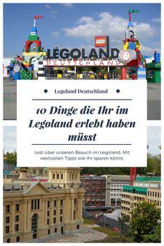 Legoland Deutschland Entdeckt mit uns zusammen das Legoland. Bauen, Spaß haben schaut vorbei