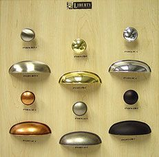Kitchen Drawer Cup Pulls lee valley hardware - my kitchen has the one in the middle