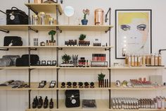 JACKS beauty department | Beauty Concept Store  | Kastanienallee 19 | 10435 Berlin | Germany