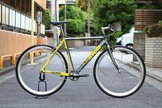 *CINELLI* zydeco complete bike