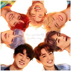 #bts #loveyourself #lovemyself This is such a great fan art