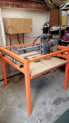 DIY CNC Router Project CoMpleX