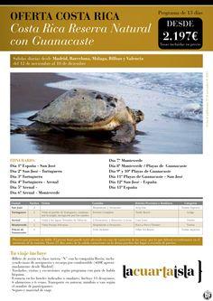 Costa Rica Reserva Natural con Guanacaste. 13 días desde 2197 € tasas incluidas - http://zocotours.com/costa-rica-reserva-natural-con-guanacaste-13-dias-desde-2197-e-tasas-incluidas/