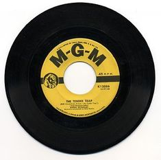 Top 10 45rpm Records from 1950-1989
