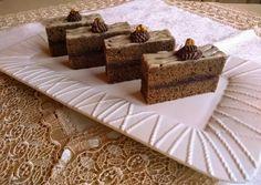 (1) Sacher szelet kicsit máshogyan | Izabela Ráczová receptje - Cookpad receptek Treats, Sweet Like Candy, Goodies, Snacks, Sweets