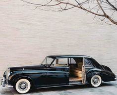 Limousine by James Young (design Riva Boat, Rolls Royce Silver Cloud, Rolls Royce Cars, Rolls Royce Phantom, Dream Machine, Limo, Boating, Trains, Antique Cars