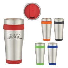 15 Oz. Stainless Steel Aspen Tumbler  $3.49/ea  |  Hit Promo  #5787
