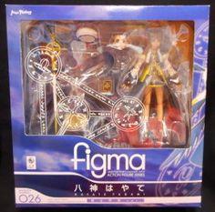 マックスファクトリー figma 八神はやて 騎士甲冑 ver. 026