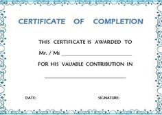Building Completion Certificate Sample Extraordinary Professional_Development_Certificate_Of_Completion_Template .