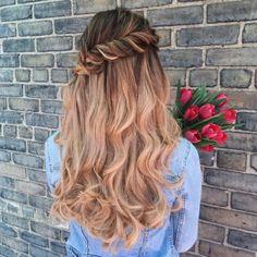 bonitos peinados de boda