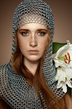 Character Concept: Klaudia Utnicka Modelka: Zuzia Juszczyk / SPECTO - Model Management Make up/Hair/Style: Klaudia Utnicka Fotograf: Karolina Harz