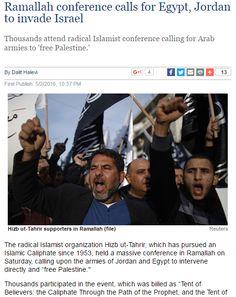 """A poco que se les rasque el barniz de """"socios para la paz"""" a los integrantes de esa artificial comunidad llamada """"pueblo palestino"""" sale el violento intolerante que muchos d…"""