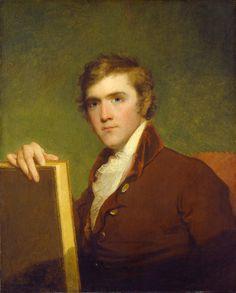 Gilbert Stuart  Horace Binney, 1800