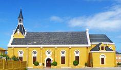 Misa di Santa Rosa.  Photo taken in Willemstad, Curazao