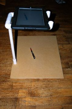 Ipad Pro Discover Top-down IPad/tablet Camera Stand Picture of Top-down iPad/tablet camera stand Ipad Holder, Tablet Holder, Tablet Stand, Phone Stand, Ipad App, Ipad Tablet, Camera Lucida, Diy Ipad Stand, Diy Tripod