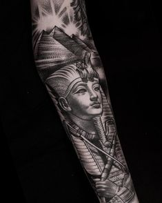 Resultado de imagen de faraon tattoo