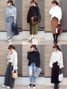 niko and...のニット・セーター「スポンディッシュタートルプルオーバー【niko and ...】」を使ったmihoニコのコーディネートです。WEARはモデル・俳優・ショップスタッフなどの着こなしをチェックできるファッションコーディネートサイトです。