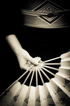 Japanese folding fan, Sensu 扇子