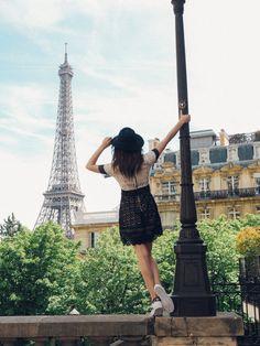 The 20 Most Instagrammable Places in Paris- Avenue de Camoëns