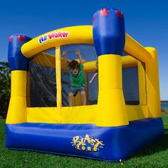 Enter to win your very own Air Walker Bounce Castle. Giveaway ends Enter To Win, Blogging For Beginners, Fun Projects, Diy Design, Things That Bounce, Giveaways, Castle, Success, Free