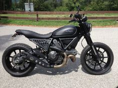 Black Icon - Ducati Scrambler Forum