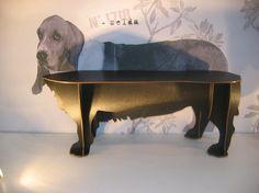 Design meubels met dierlijke vormen