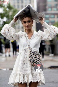 New York Fashion Week Spring 2019 - Street Fa .- Teilnehmer der New York Fashion Week Spring 2019 – Street Fashion – Suzy's Fashion Participants in the New York Fashion Week Spring 2019 – Street Fashion – - New York Fashion, Fashion Week Paris, Street Fashion, Mode Outfits, Fashion Outfits, Womens Fashion, Fashion Trends, Fashion Fashion, Fashion Clothes