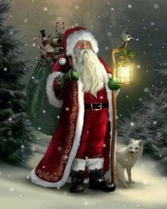 Looking for for inspiration for christmas pictures?Navigate here for cool Christmas inspiration.May the season bring you happy memories. Merry Christmas Everyone, Noel Christmas, Father Christmas, Vintage Christmas Cards, Christmas Ornaments, Merry Christmas Images, Christmas Quotes, Beautiful Christmas Pictures, Winter Christmas Scenes