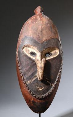 Mask Papua New Guinea - Sepik 21.7 inches