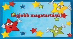 """Még a blogolás előtti időkből való az a """"Dicsőségtábla"""", amit az egyik """"Minden egy helyen""""  posztban ismét megmutattam. Akkor többen kérdez... Pikachu, Clip Art, Education, Deco, School, Fictional Characters, Minden, Classroom Ideas, Smile"""