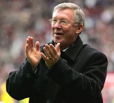 Reds' skipper believes Sir Alex will be at OT for another decade. Football Is Life, Red S, Manchester United, 20 Years, Boss, Challenge, Sunday, Strong, The Unit