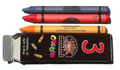 Today's Deal : Charlie Brown Restaurant 3PK Crayons http://us5.campaign-archive1.com/?u=c4824b20a04248e13dc966aaf&id=4026a2f65f