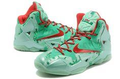 2013 Nike Lebron XI Christmas