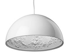 Embellished Interior Pendant by Flos