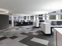Drees & Sommer office by Ippolito Fleitz Group, Stuttgart - Germany