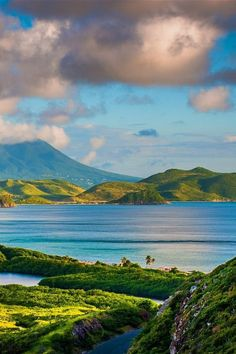 Basseterre, St. Kitts | This two-island nation brings beauty to the forefront. But seek deeper, and you'll discover a rich Euro-Caribbean history throughout the islands as well. Explore one of the oldest and most beautiful cities in the Eastern Caribbean. #honeymoonpackages