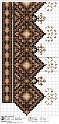 Bead Loom Patterns, Cross Stitch Patterns, Quilt Patterns, Cross Stitching, Cross Stitch Embroidery, Loom Beading, Perler Beads, Needlepoint, Animal Print Rug