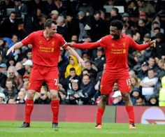 Sturridge hat trick -v- Fulham May 12th 2013