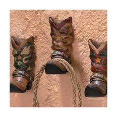 Cute idea for a western theme home