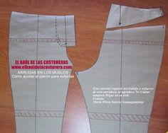 Arrugas en los muslos del pantalón Sewing Shorts, Sewing Clothes, Washing Clothes, Jogging, Stitch Patterns, Crochet Patterns, Old Granny, Small Blankets, Online Tests