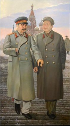 Cold War Propaganda, Communist Propaganda, Propaganda Art, Soviet Art, Soviet Union, Geek Movies, Back In The Ussr, Joseph Stalin, Socialist Realism