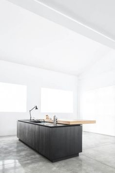 Paperwood kitchen — ARIS ARCHITECTS