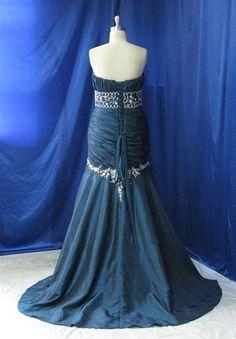 Wedding Dress Fantasy - Blue Wedding Dress - Available in Every Color 15, $629.00 (http://www.weddingdressfantasy.com/blue-wedding-dress-available-in-every-color-15/)