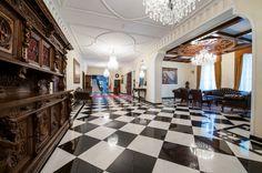 Sulisław - Pałac
