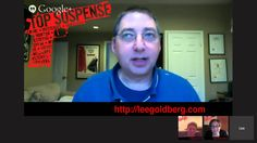 Secrets to Writing Top Suspense with me, Libby Fischer Hellmann and Paul Levine